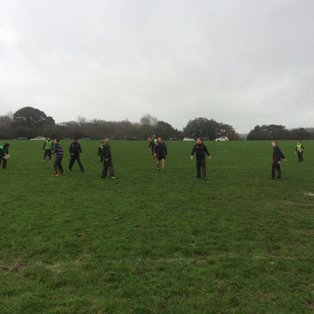 Under 12s v The Weather