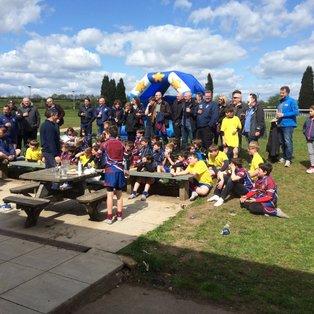 Under 12s v Sillians RFC Touring