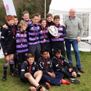 U12s Finish Season with a 5th Title & Win the Cirencester 7s Tournament