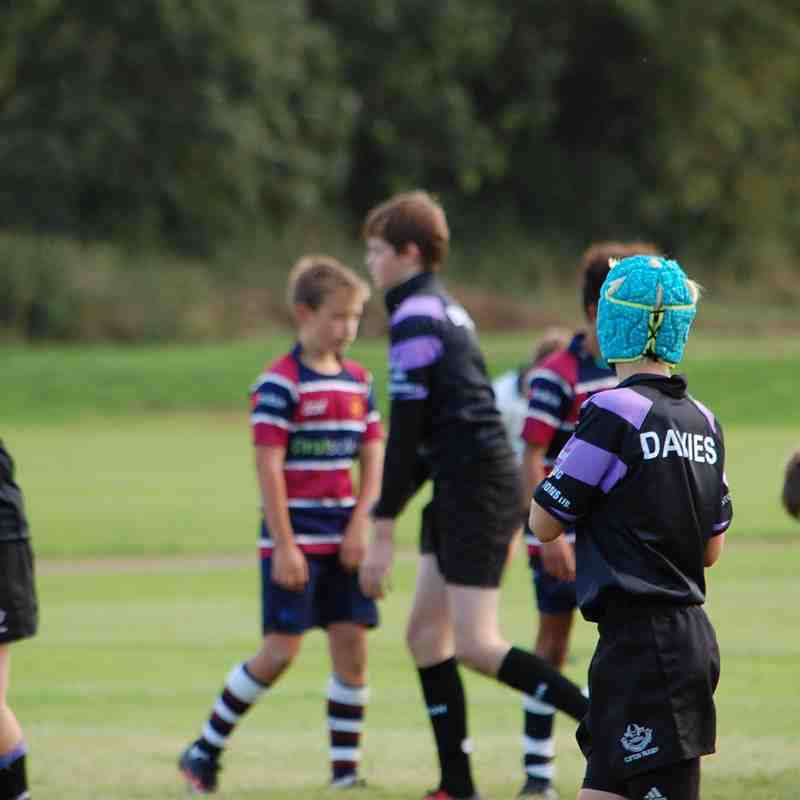 U13s v Old Patesians B - Sun 25 Sep 2016