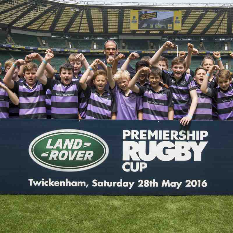 Landrover Cup Winners 2016