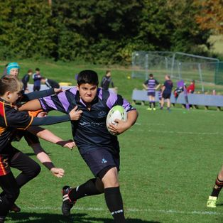 Clifton U13s stop Cinderford's winning ways