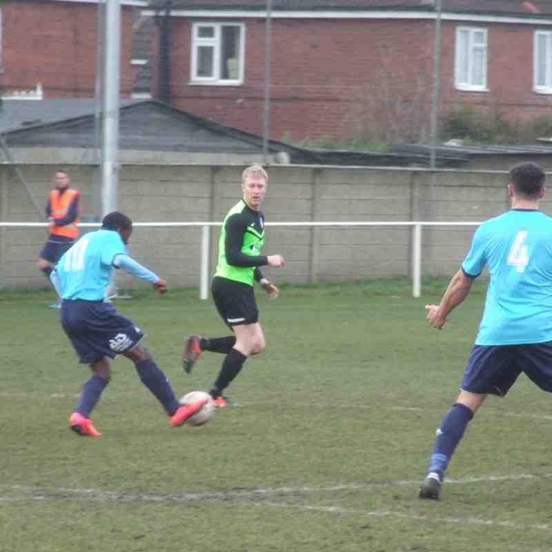 14/02/15 1st team Vs Bottesford