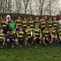 North Dorset RFC U15 vs Salisbury RFC U15