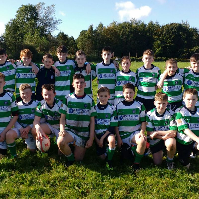 Omagh 14s beat Clogher Valley 14 - 33