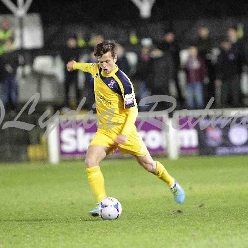 Eastbourne Borough FC(1) VS Bromley FC(2) 18/03/2014