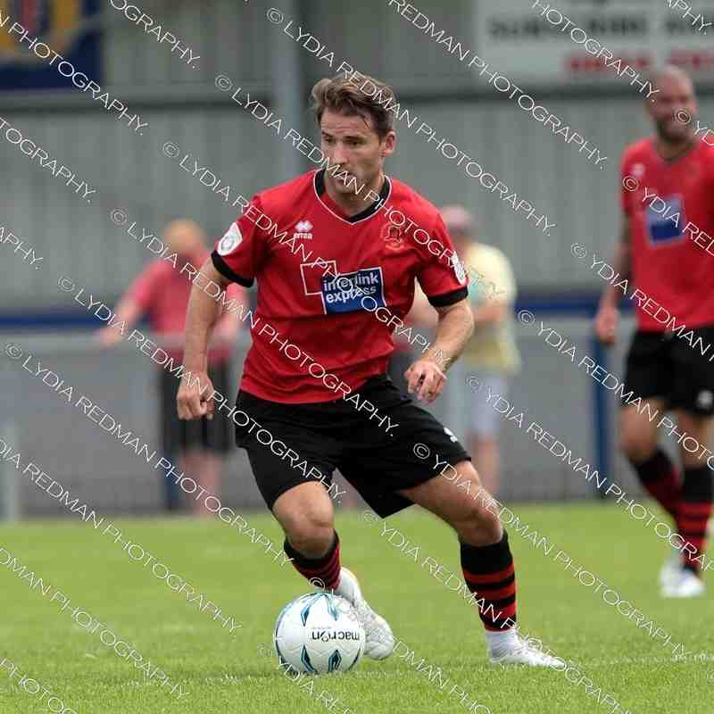 Pre Season- Eastbourne Borough FC(0) VS Havant and Waterlooville FC(3) 16/07/2016