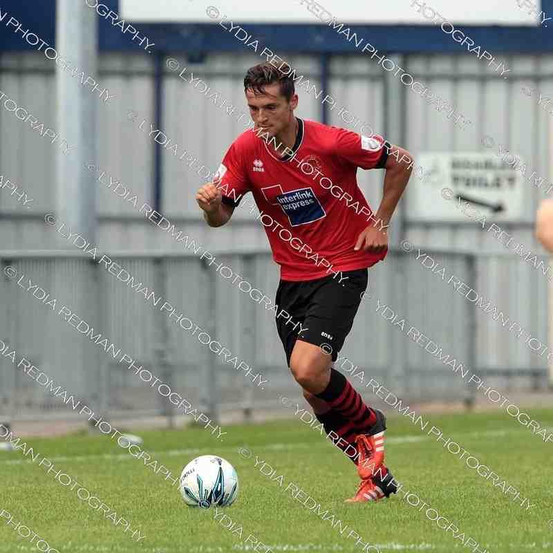 Pre Season- Eastbourne Borough FC(0) VS Havant and Waterlooville FC(3) 16/07/2016