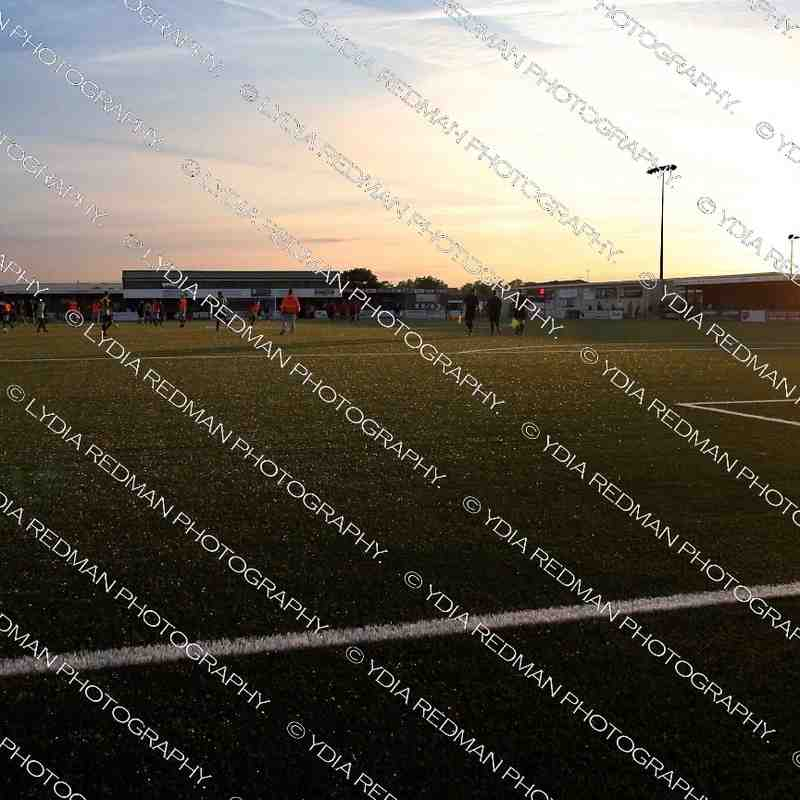 Pre Season- Eastbourne Borough FC(2) VS Crowborough Athletic FC(1) 25/07/2016