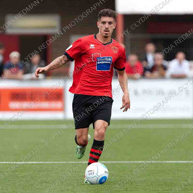 Pre Season- Eastbourne Borough FC(2) VS Lewes FC(0) 30/07/2016