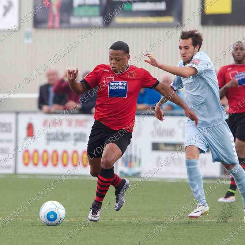 Pre Season- Eastbourne Borough FC(2) VS Lewes FC(0) 30/07/2016