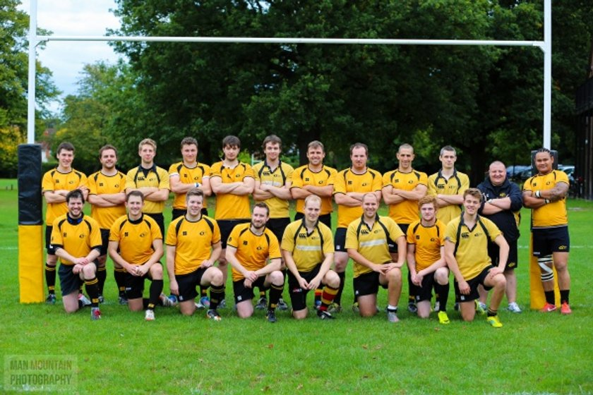 2nd XV beat Law Society 2nd XV 30 - 34
