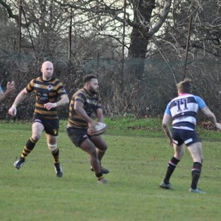 Physical Andover no match in the end for Pacey Cambo