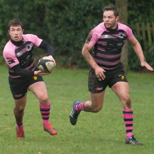 Outstanding Cambo in 11 try Romp