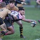 Another try fest consolidates Cam push for promotion.