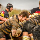 Cambo get Stuck in Eastleigh Mud