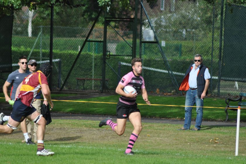 CAMBERLEY SINK TOTTS TO GO SECOND IN TABLE