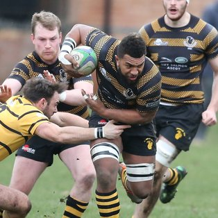 Cam Crush Chobham in one sided Local Derby