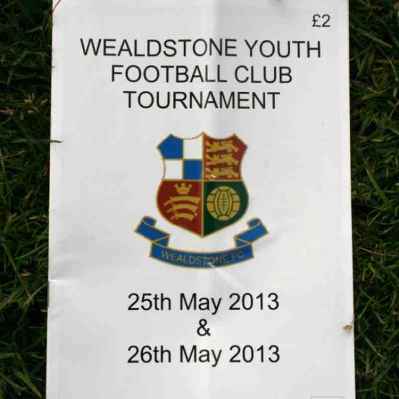 WYFC Tournament 2013 - under 7a
