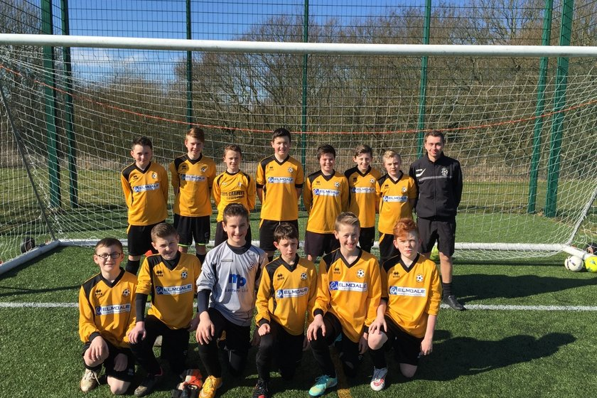 Under 16 Panthers lose to Bungay Town F.C. U16 Royals 16 - 1