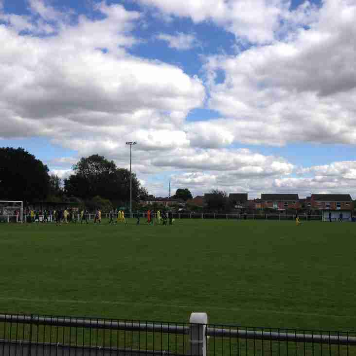Kidlington vs Yate Town - Match Report