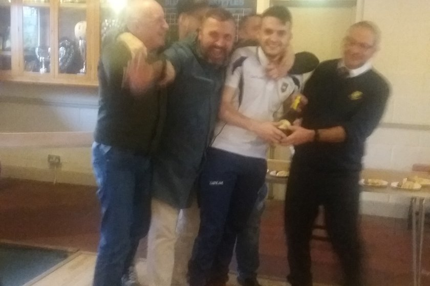 Shortwood - Supporters Man of the  Match