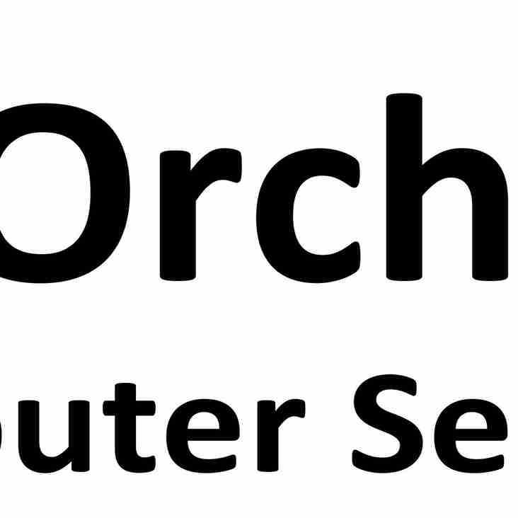 Orchard Computer Services renew club sponsorship