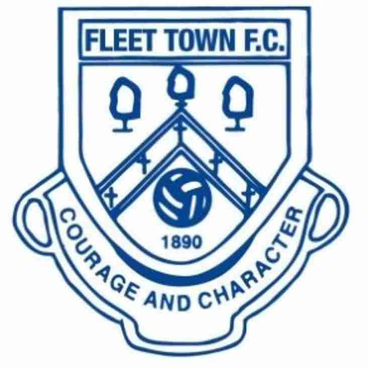 Yate  4 Fleet Town 1 - Match Report