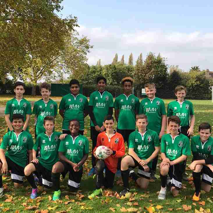 Good performances from the Young Greens today