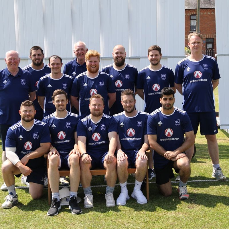 Electricity Sport 140/2 - 134 Enderby Cricket Club