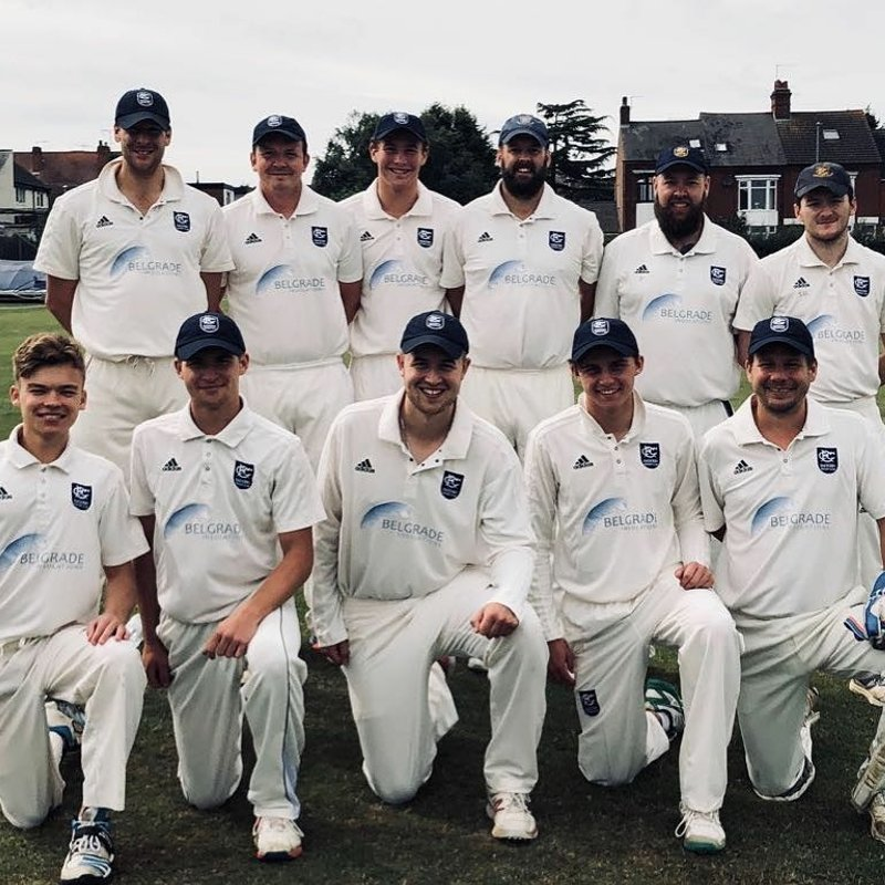 Enderby Cricket Club 288/6 - 147 Leicester Ivanhoe 3rds