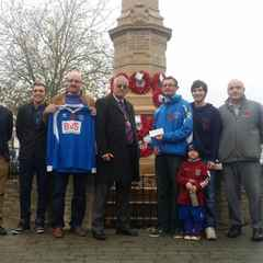 Poppies with pride helps Campaign funds