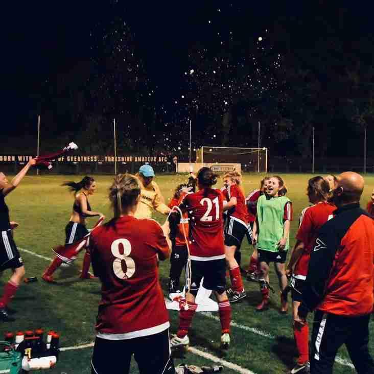 Womens County League Premier Champions