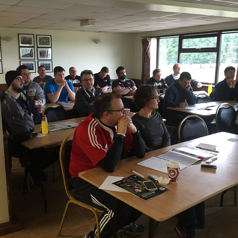 20 attend Rugby Ready Course