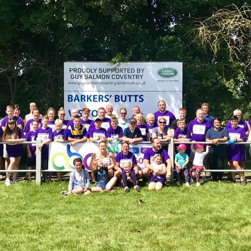 Thank you everyone - Barkers 'Nat West Tidy Up' Sun 24 June!