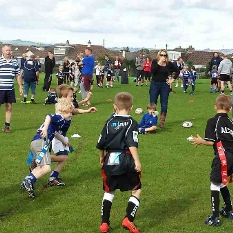 Brixham U7 vs Kingsbridge U7