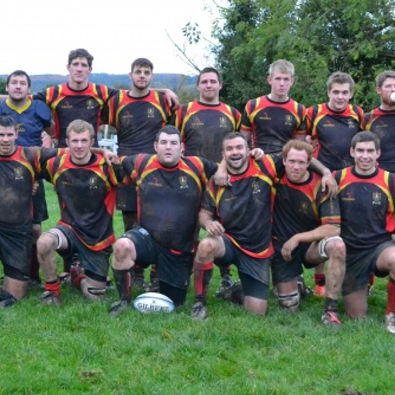 2nd XV beat Midsomer Norton III 12 - 72