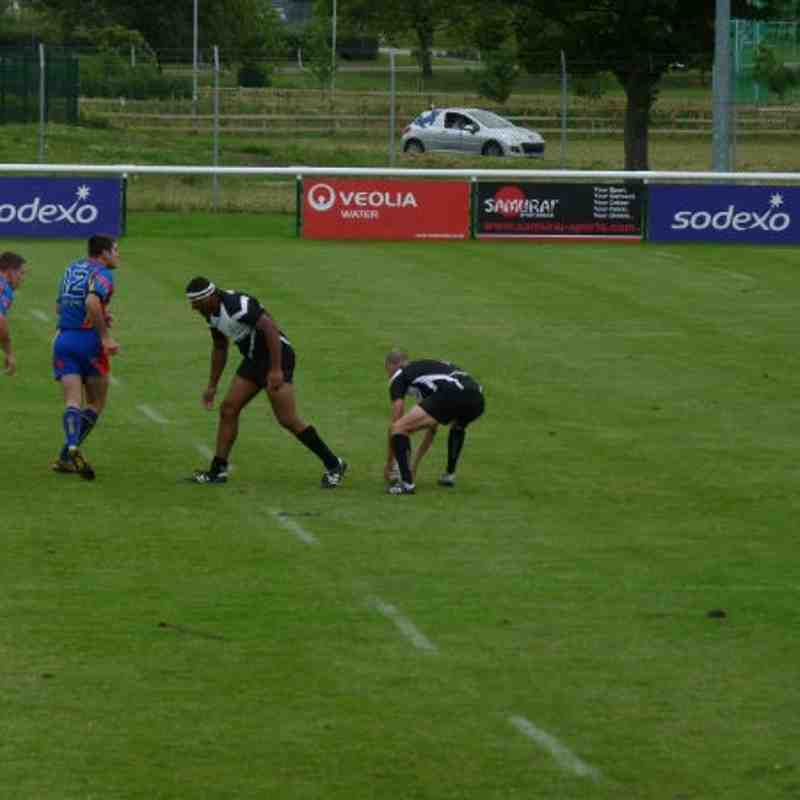 Lawson Cup Final 18 Jul 12