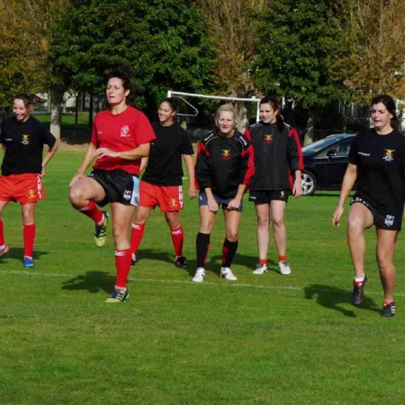 Army RL Ladies Squad Training Sep 12