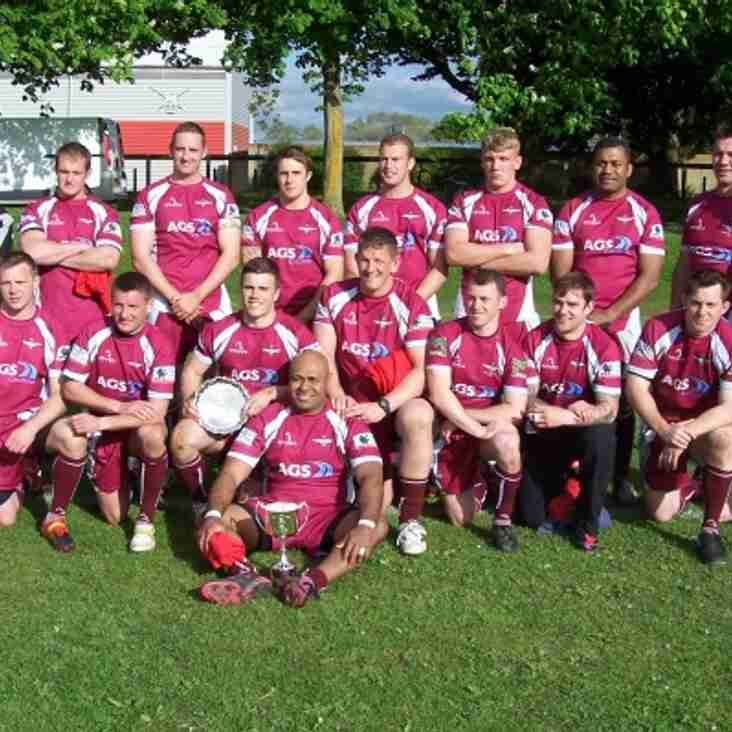The Parachute Regiment win Army RL Nines
