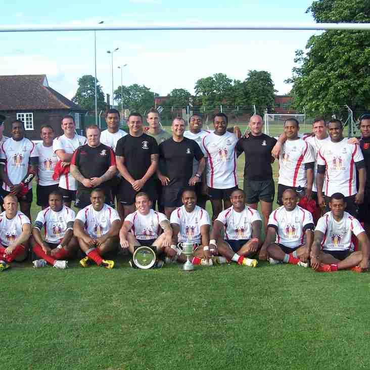 Dukes win Yeoman Cup