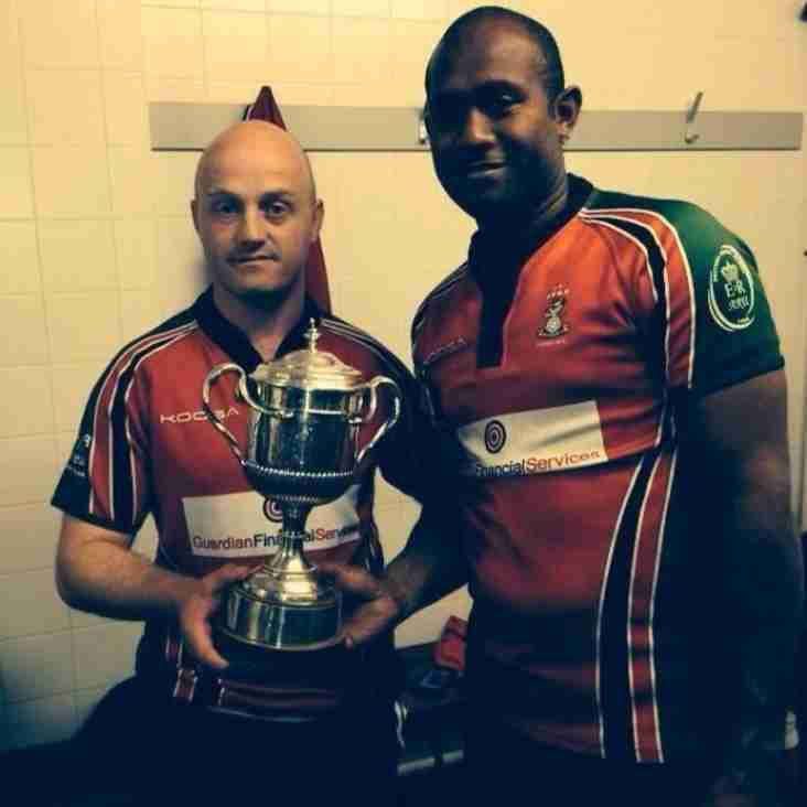 1 YORKS win Yeoman Cup