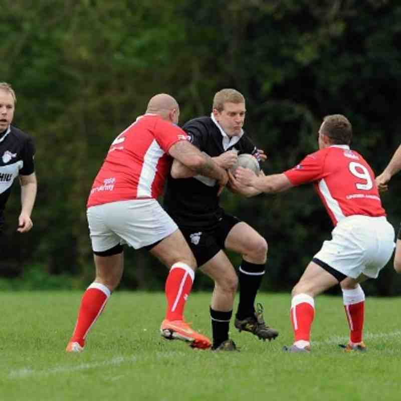 Army RL v Political Animals RLFC