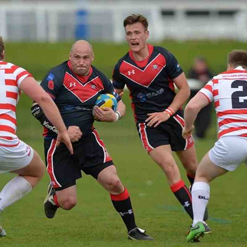 England Students v Army RL 1st XIII 15 Apr 15