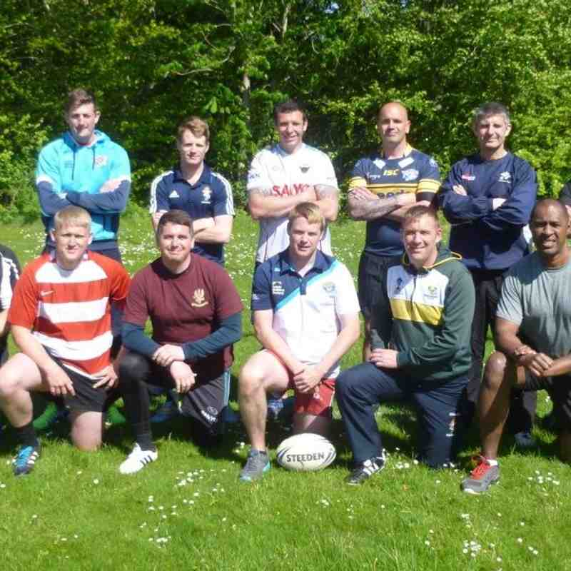 Coaching Courses 18-21 May 15