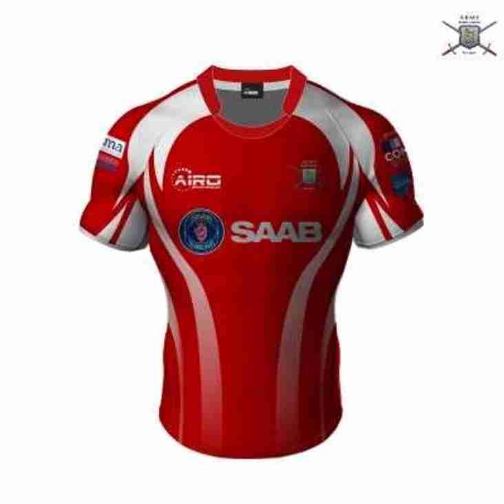 Show your support for Army RL!