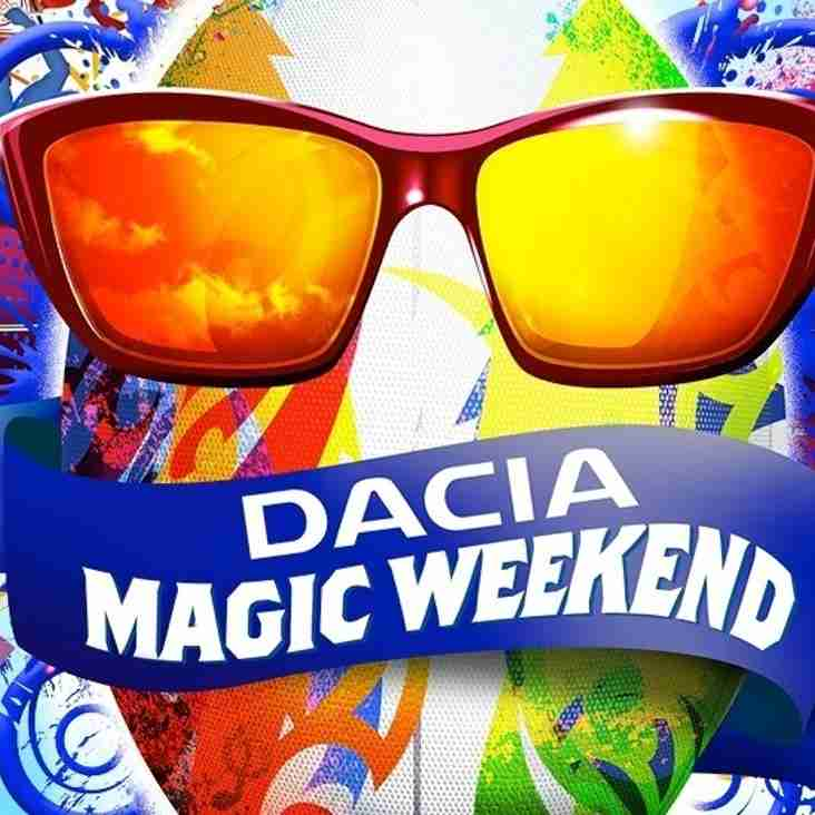 Magic Weekend Ticket Offer