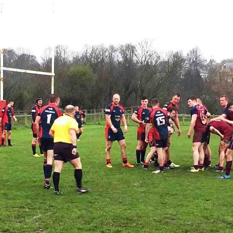 Wetherby Bulldogs v RERL 15 Apr 16
