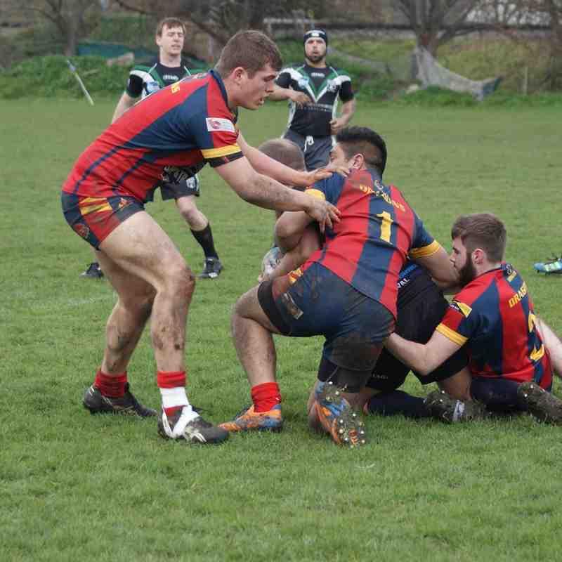 Wests Warriors v Medway Dragons 16 Apr 16