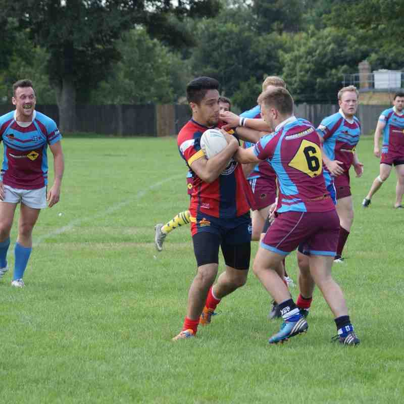 1st Grade v London Chargers 23 Jul 16